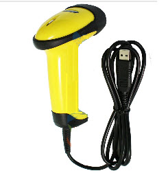 Wired Barcode reader (GEM-CAR)