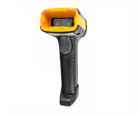 Wireless Barcode reader 2D